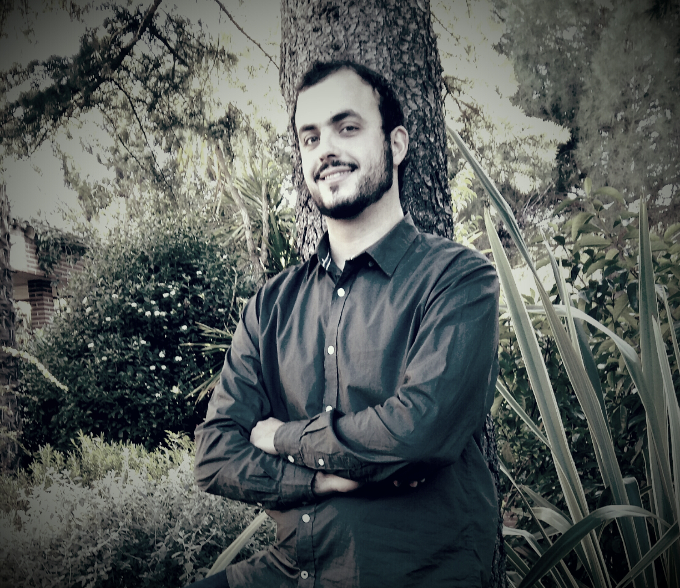 Daniel Ramas experto en jardines verticales